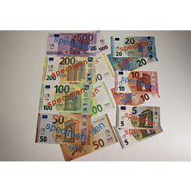 IMITATIE EURO - BILJETTEN POCHET