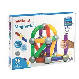 MAGNETICS - 36 STUKS