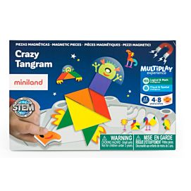ON THE GO: CRAZY TANGRAM